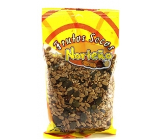 FRUTOS SECOS MIX ENSALADAS NORTEÑO 130 GRS.