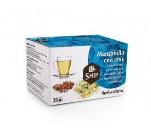 INFUSION MANZANILLA C/ANIS SHIP 25 UN.