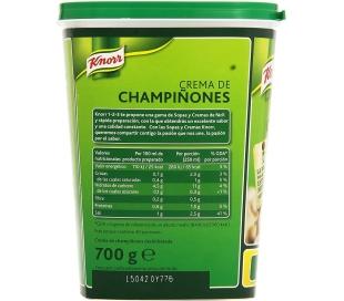 CREMA CHAMPINON KNORR 700