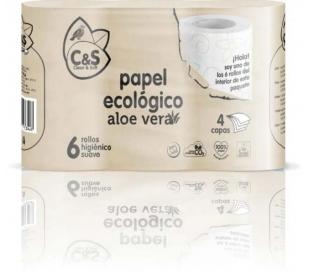 papel-higienico-ecologico-aloe-verasuave-4-capas-cleansoft-6-rollos