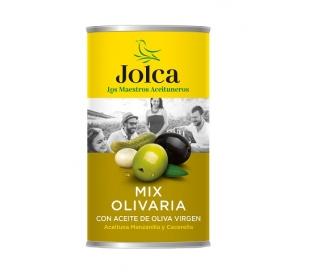 COCKTAIL DETAPAS OLIVARIA JOLCA 185 GRS.