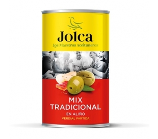 COCKTAIL DETAPAS MIX JOLCA 185 GRS.