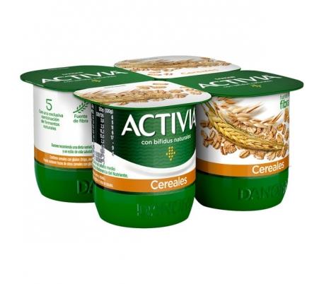 yogur-activia-fibra-c-cereales-danone-pack-4x120-grs