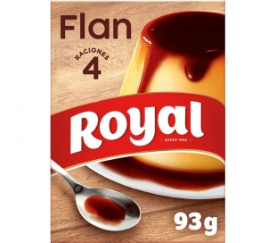 FLAN SENCILLO ROYAL 93 GR.