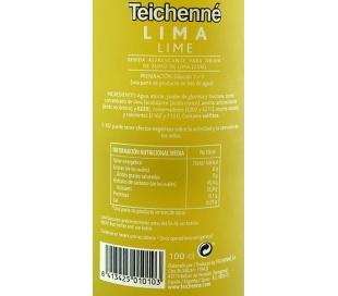 LICOR SIN ALCOHOL LIMA TEICHENNE 1 L.