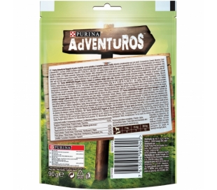 snack-perro-adventuros-nuggets-purina-90-grs