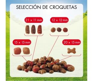 COMIDA PERROS ACTIVE FRISKIES 3 KG.