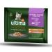 comida-gato-esterilizados-pollo-salmon-ultima-pack-4x85-gr