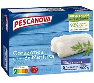 CORAZON MERLUZ.PESCAN.500