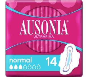 COMPRESAS ULTRA NOCHE ALAS AUSONIA 14 UN.