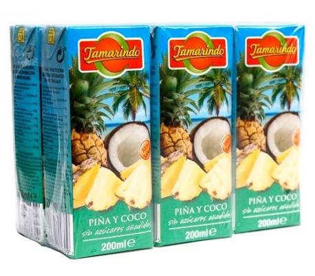 nectar-pina-coco-sin-azucar-tamarindo-pack-6x200-ml