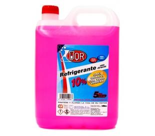 REFRIGERANTE ROSA 10% IQUIMICA 5 LT.