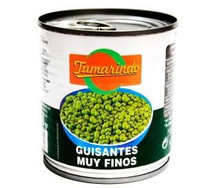 GUISANTES MUY FINOS TAMARINDO 140 GR.