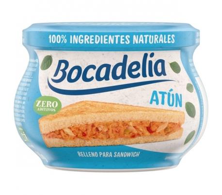 BOCADELIA DE ATUN LA PIARA 180 GR.