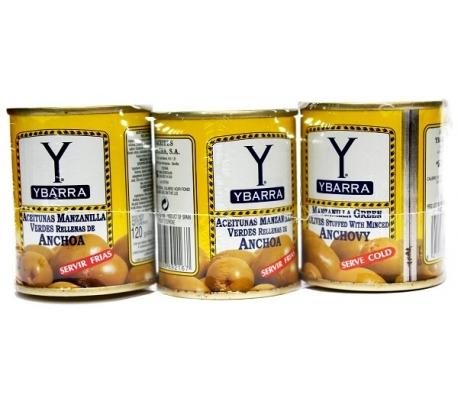 aceitunas-rellanchoa-ybarra-pack-3x50-gr