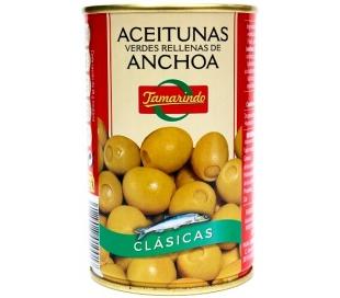 ACEITUNAS RELL.ANCHOA TAMARINDO LATA 130 GR