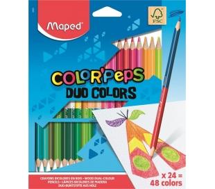 lapices-bicolores-mapep-24-un-829602