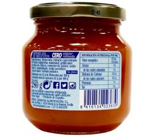 mermelada-melocoton-cero-vieja-fabrica-280-gr