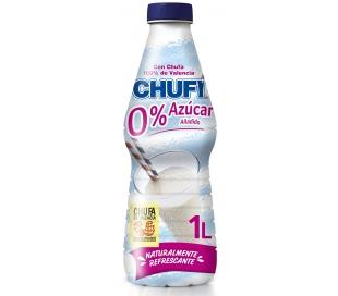 HORCHATA DE CHUFA ZERO, SIN AZUCARES AÑADIDOS CHUFI 1 L.