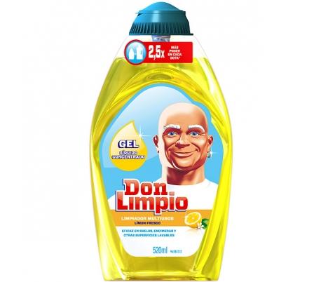 LIMPIA HOGAR BAÑO DON LIMPIO 520 ML.