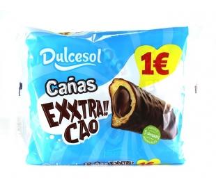 CAÑAS EXXTRA CAO DULCESOL 240 GR.