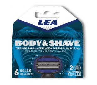 repuesto-afeitar-bodyshave-lea-2-un