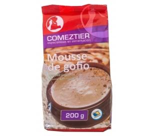 MOUSSE GOFIO COMEZTIER 200 GR.