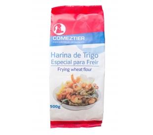 HARINA DE TRIGO ESP.PARA FREIR COMEZTIER 500 GR.