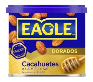 CACAHUETES A LA MIEL Y SAL EAGLE 250 GR.