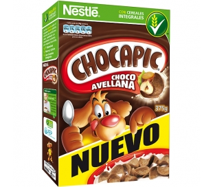 CEREALES CHOCAPIC NESTLE 375 GR.