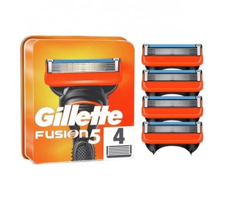 repuesto-maquinilla-afeitar-fusion-gillette-4-uds