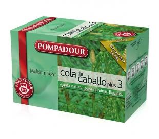 INFUSION COLA DE CABALLO POMPADOUR 20 UN.