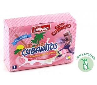BARQUILLO CUBANITOS BANDAMA 90 GRS.
