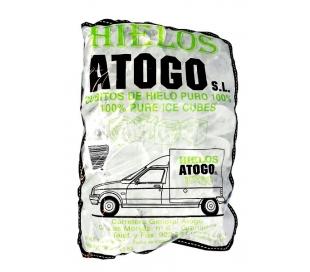 HIELO BOLSA ATOGO 2,5 KG.