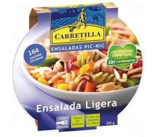 ENSALADAS LIGERA CARRETILLA 200 GR.