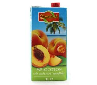 NECTAR MELOCOTON SIN AZUC. TAMARINDO 1 L.