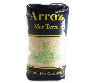 ARROZ SEMILARGO MAR-TERRA 1 KG.