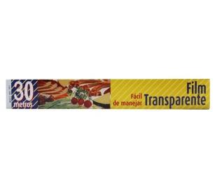 FILM TRANSPARENTE R-50 30 MT.