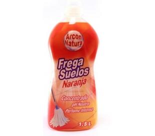 FREGASUELOS NARANJA CONC. ARCON NATURA 1,5 L.