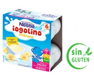 postre-infantil-platano-iogolino-pack-4x100-gr