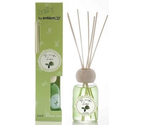 difusor-de-ratan-te-verde-ambient-air-100-ml