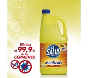 LEJIA MULTIUSOS, DESINFECTANTE LA SALUD 2 L.