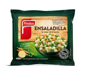 ENSALADILLA FINDUS 400GR.