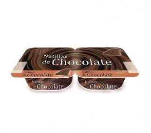 NATILLAS CHOCOLATE PACK 2X135 GRS.