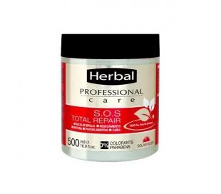 MASCARILLA PROF.TOTAL REPAIR HERBAL 500 ML.