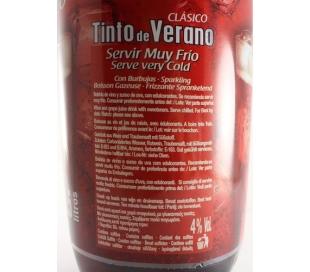 TINTO DE VERANO CLASICO DON SIMON 1,5 L.