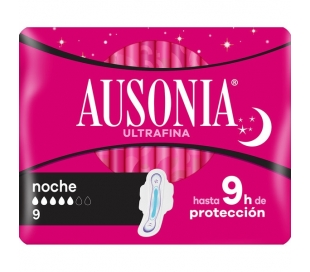 compresas-air-dry-alas-noche-ausonia-8-und