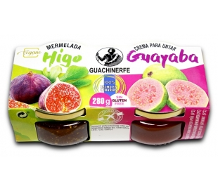 mermelada-de-higo-crema-guayaba-guachinerfe-pack-2x140-gr
