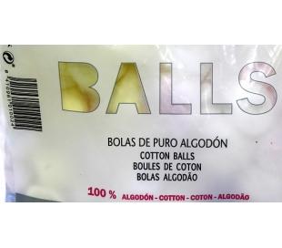 ALGODON BOLAS STAR COTT 100 UN.