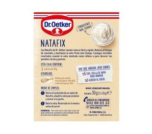 NATAFIX DR.OETKER 30 GRS.